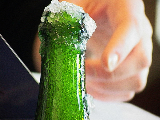 Champagne's future markets: Eastern Europe